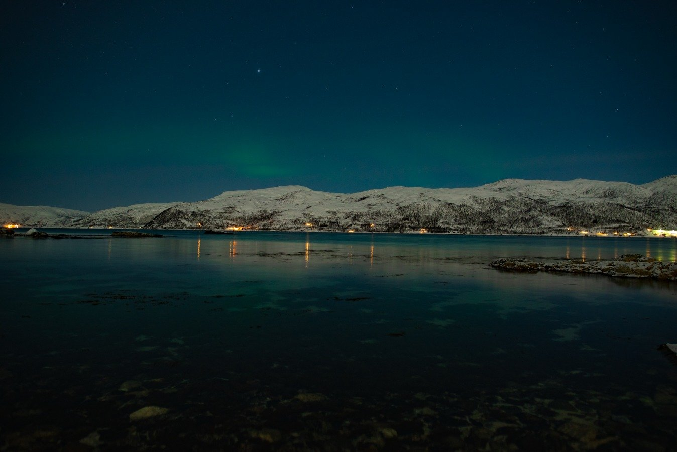 How to see the Northern Lights in Tromso