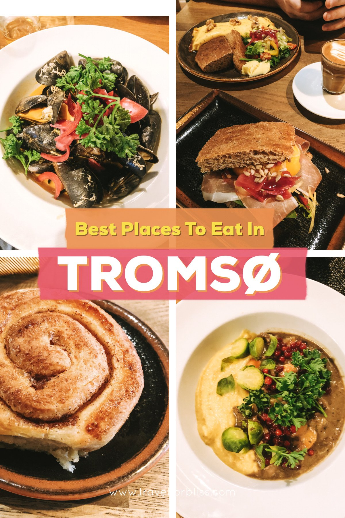 The Best places to eat in tromso