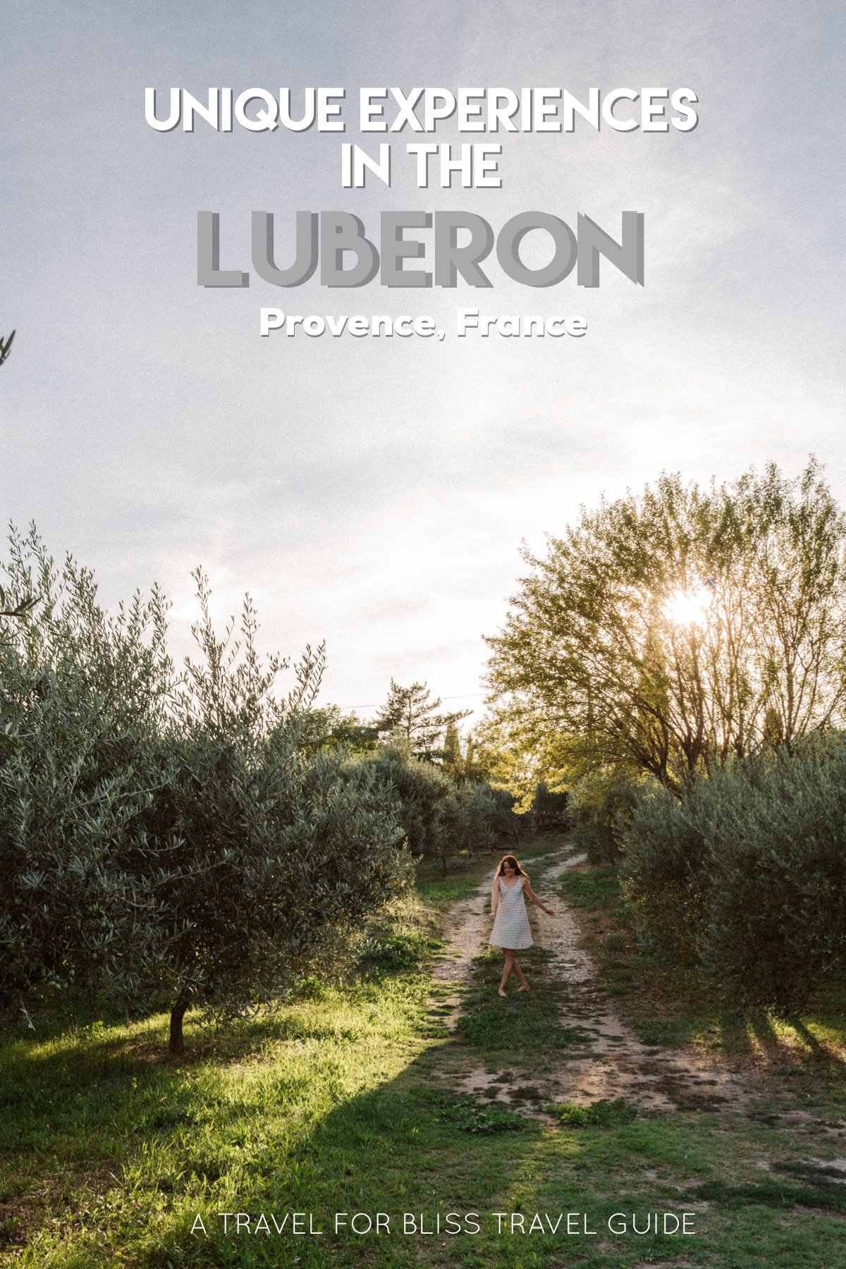 What to do in the Luberon provence France