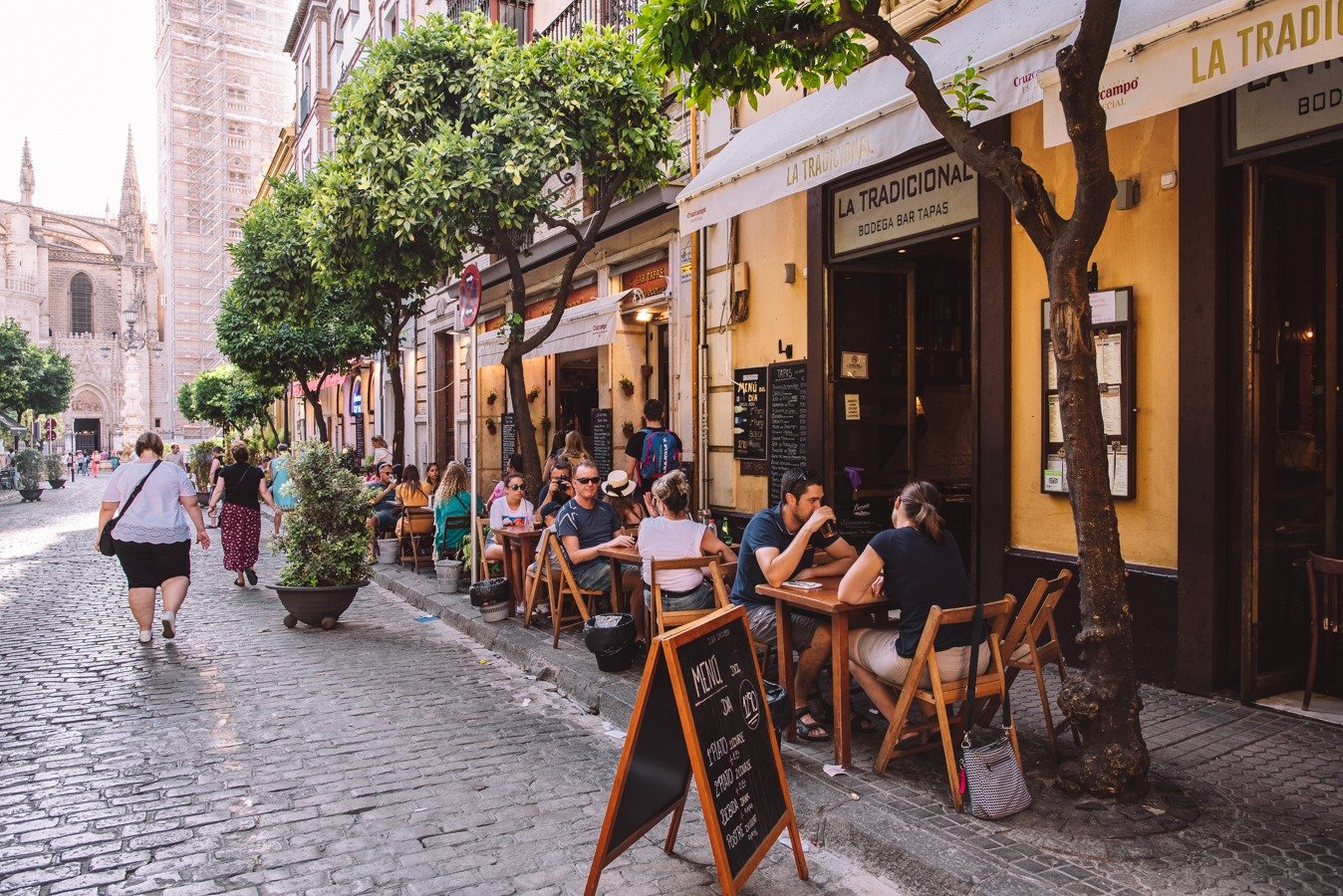 Where To Eat In Seville. The Best tapas bars in Seville