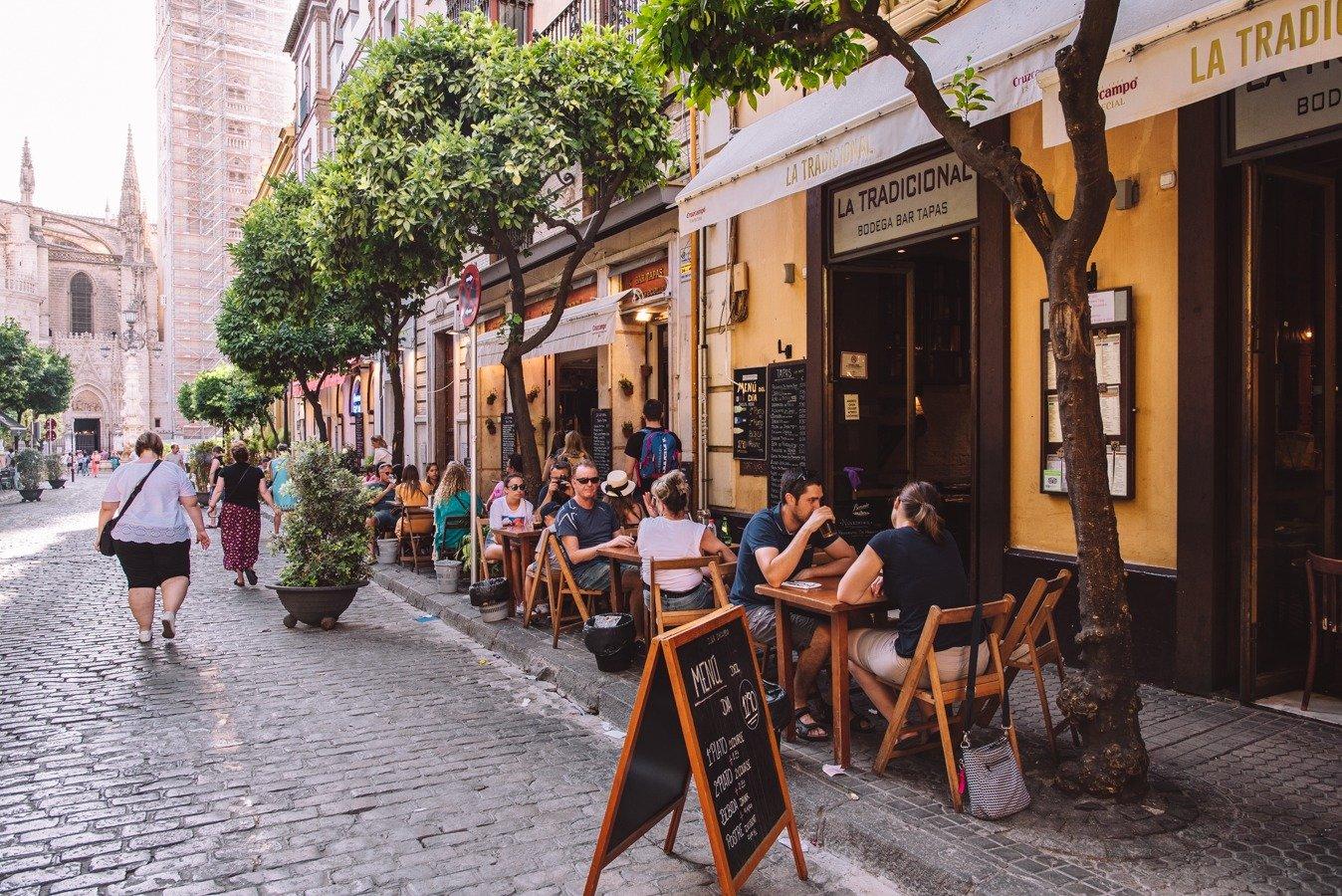 Where To Eat In Seville. The Best tapas bars in Seville