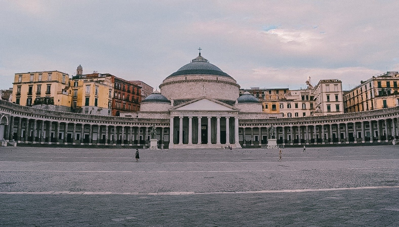 The Naples Opera Building is a great place to visit