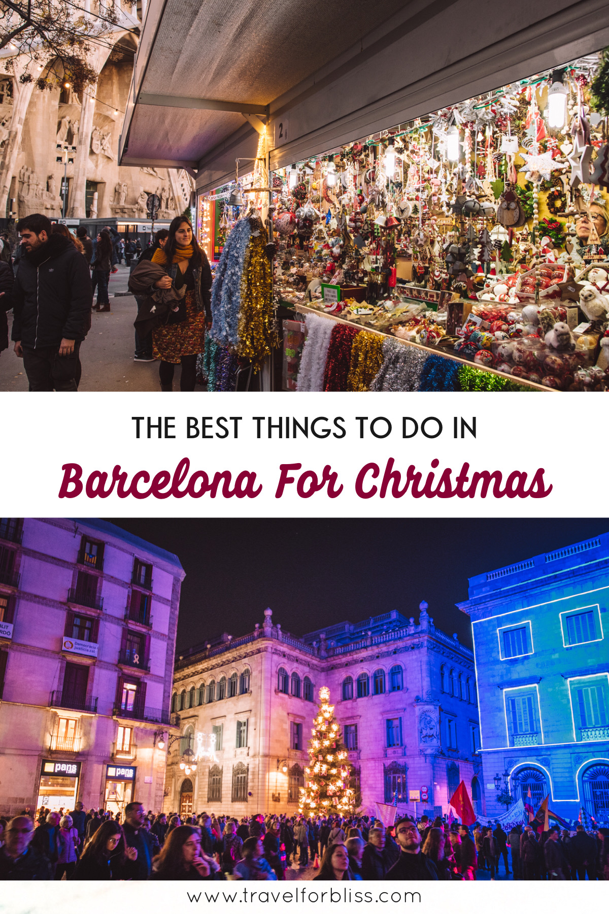 Discover the best things to do in Barcelona for Christmas. Find out what to do in Barcelona for Christmas.