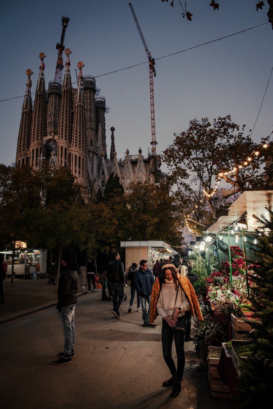 Barcelona Christmas Markets