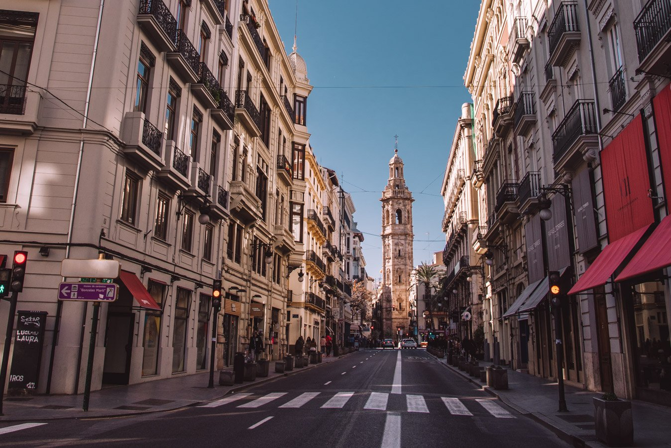 Valencia is a great place to visit on a Spanish Road Trip