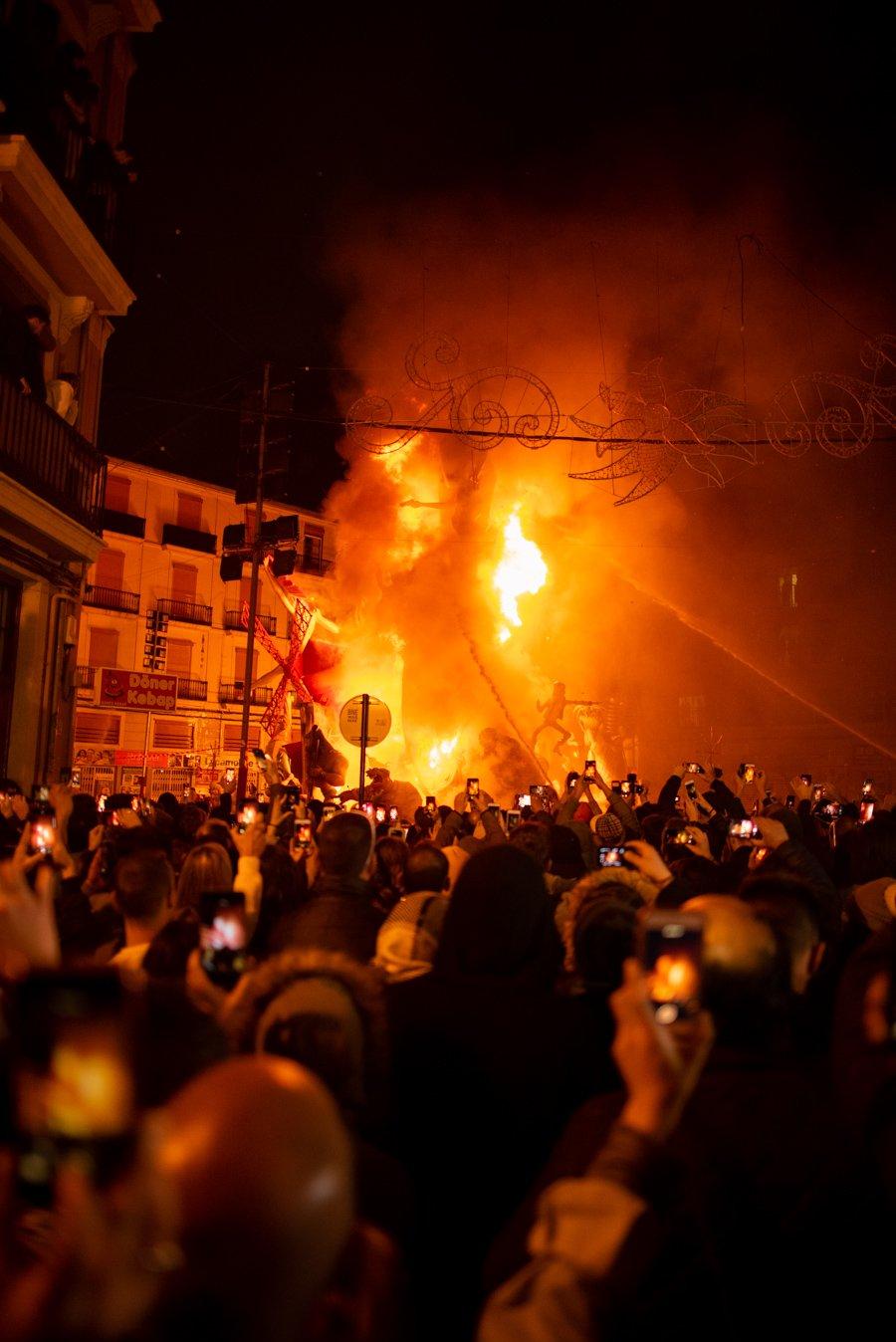 The Ultimate Guide To Las Fallas Festival In Spain
