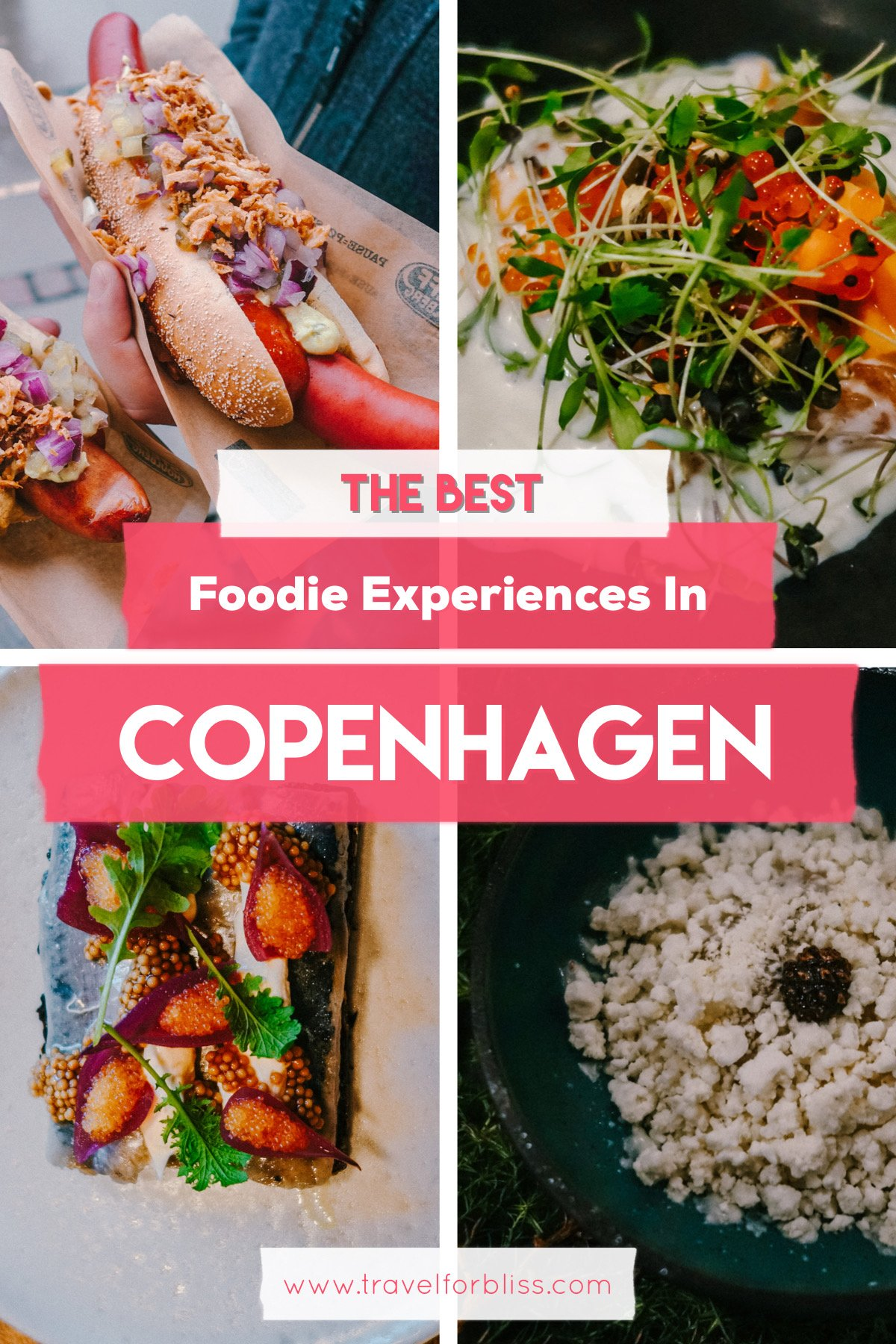 The Best Foodie Experiences In Copenhagen. Find out where to eat in Copenhagen. The best restaurants with the best dining experiences.