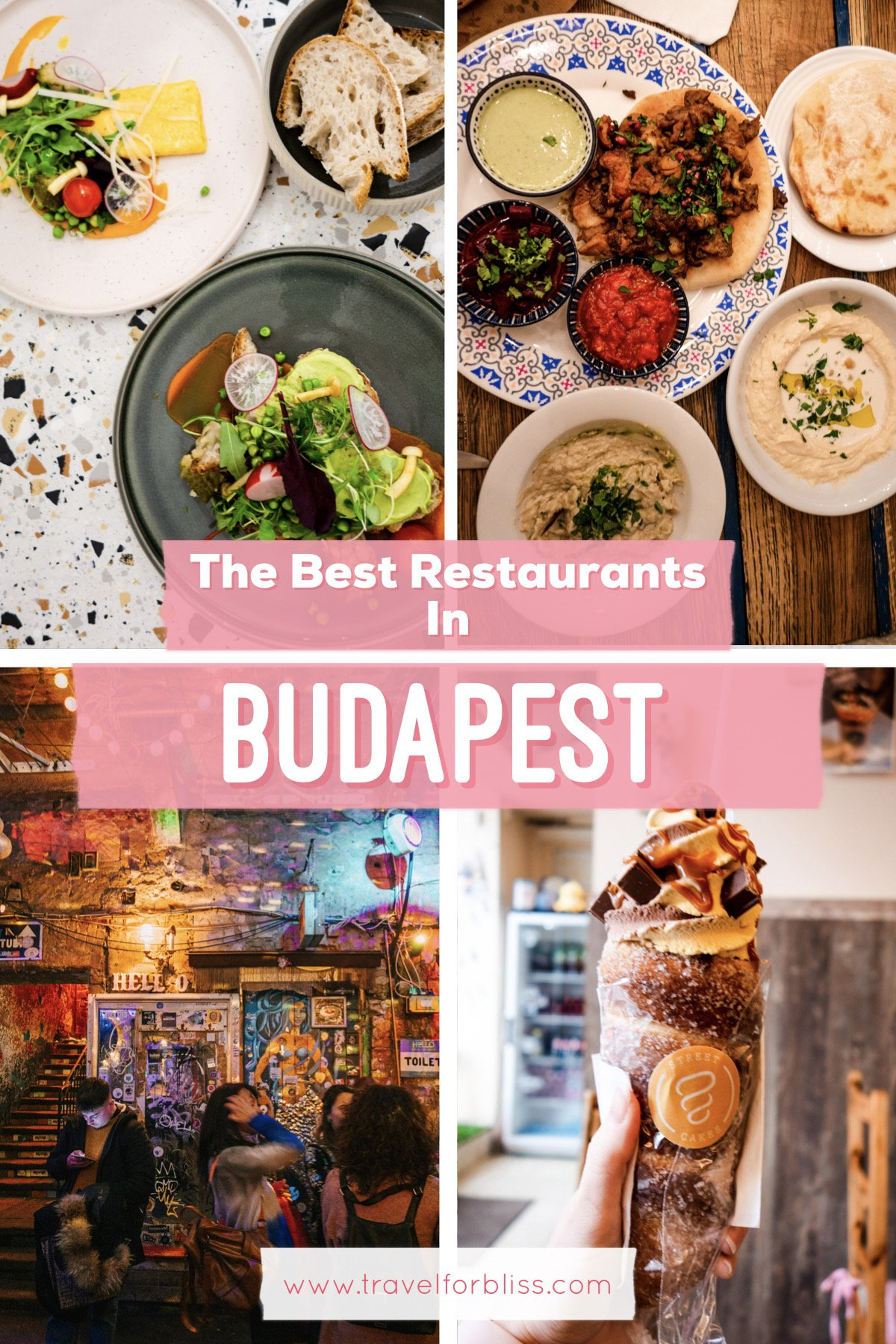 The Best Restaurants In Budapest. Where to eat in Budapest Hungary