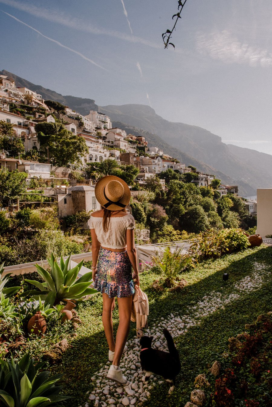 Find the best photo spots in Positano. Get great photos in Positano with these tips and locations.
