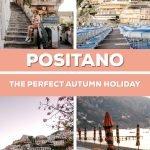 Positano In Autumn. Best time to visit Positano on the Amalfi Coast