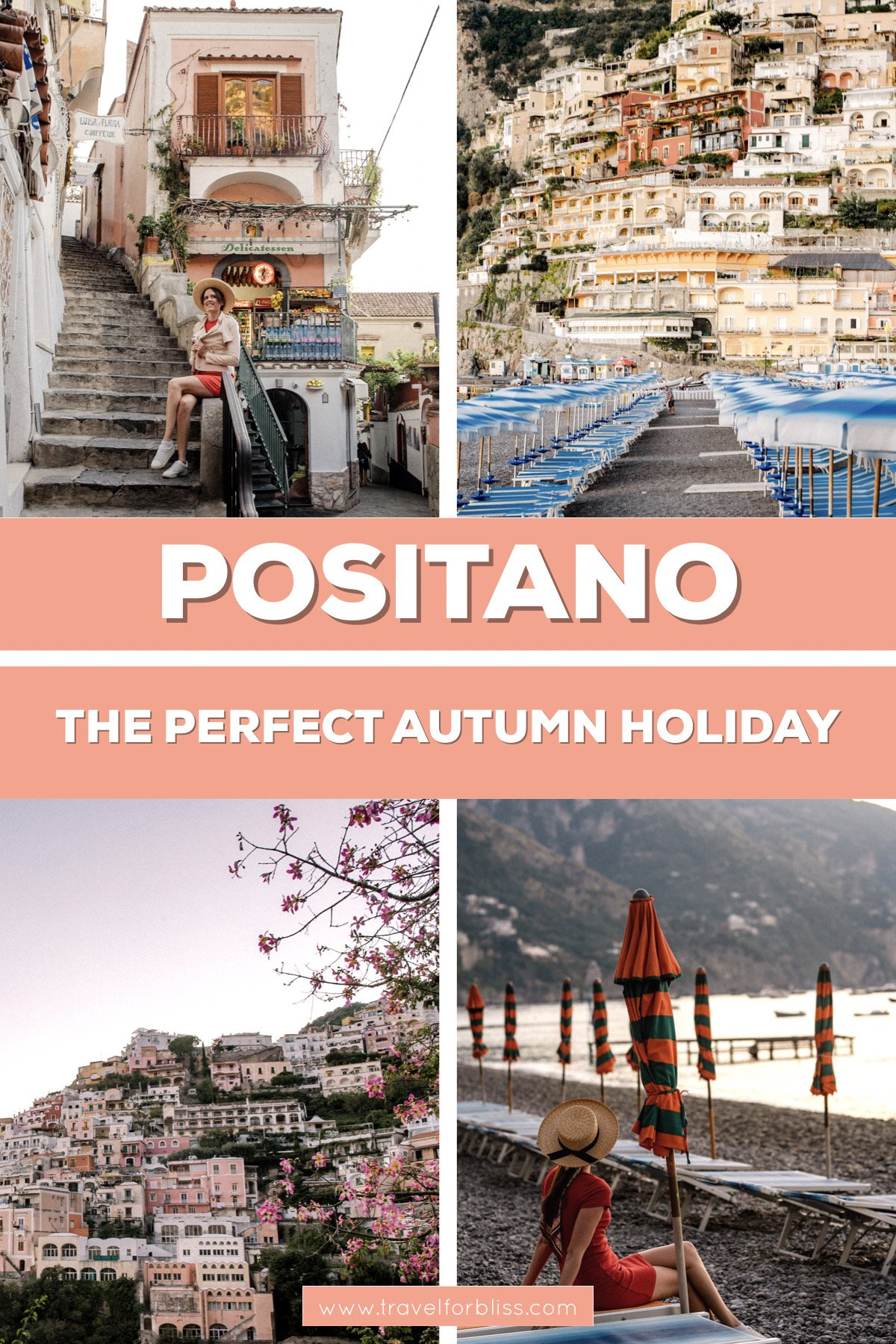 Positano In Autumn. Best time to visit Positano on the Amalfi Coast