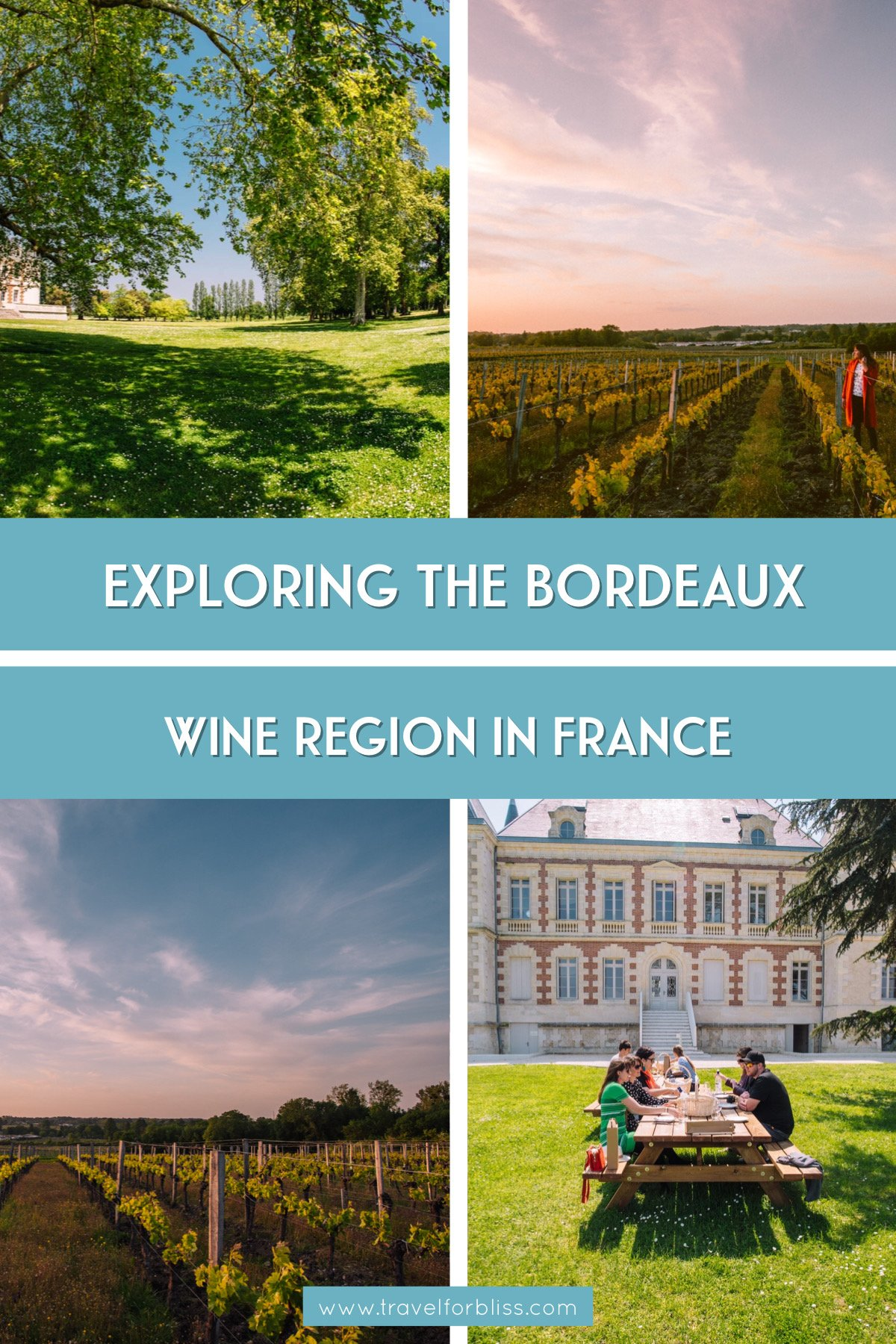 The Bordeaux wine region is a beautiful part of France to visit. There are vineyards everywhere and there is lots of delicious wine and cheese to consume. Find out what to see and do in the Bordeaux area.