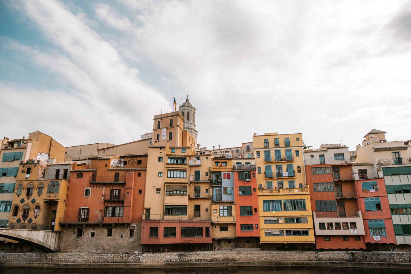 Girona is perfect for a weekend trip from Barcelona