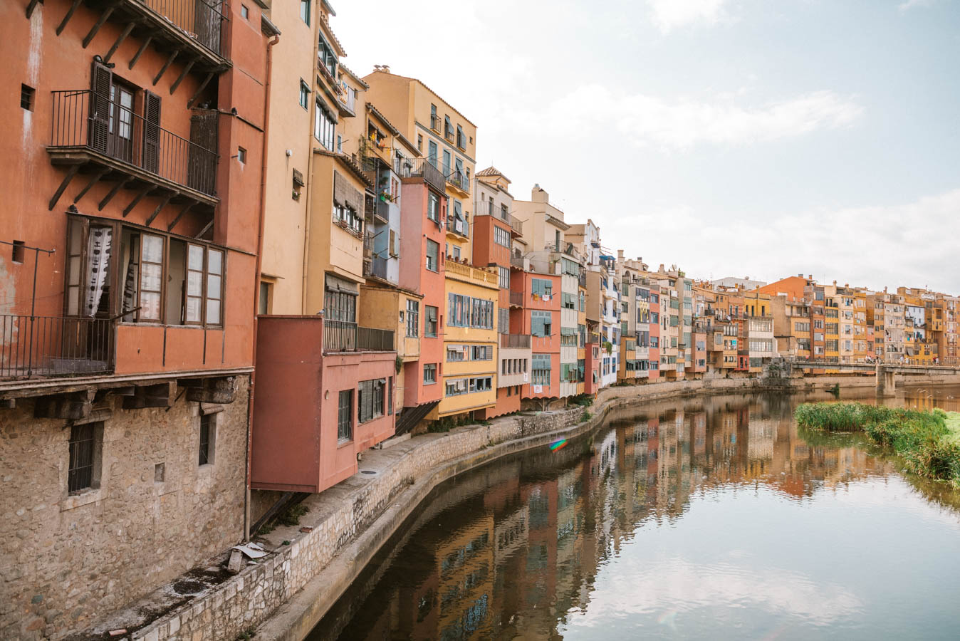 Girona is a great weekend trip from Barcelona