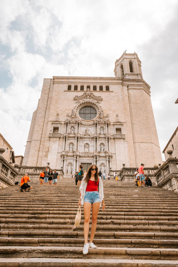 Girona is a perfect weekend trip from Barcelona