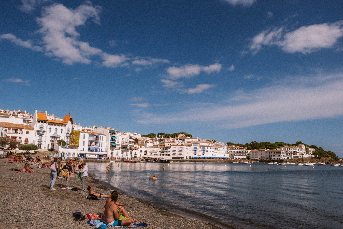 Cadaques is one of the best weekend trips from Barcelona