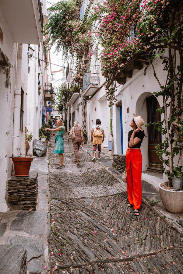 Cadaques is perfect for a weekend trip from Barcelona