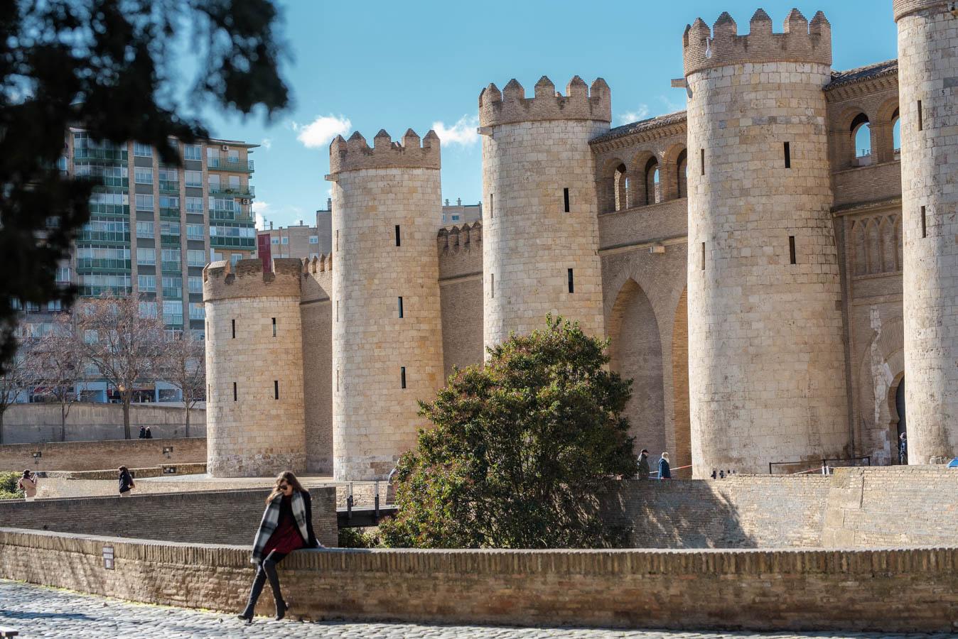 Zaragoza has many amazing places to visit.