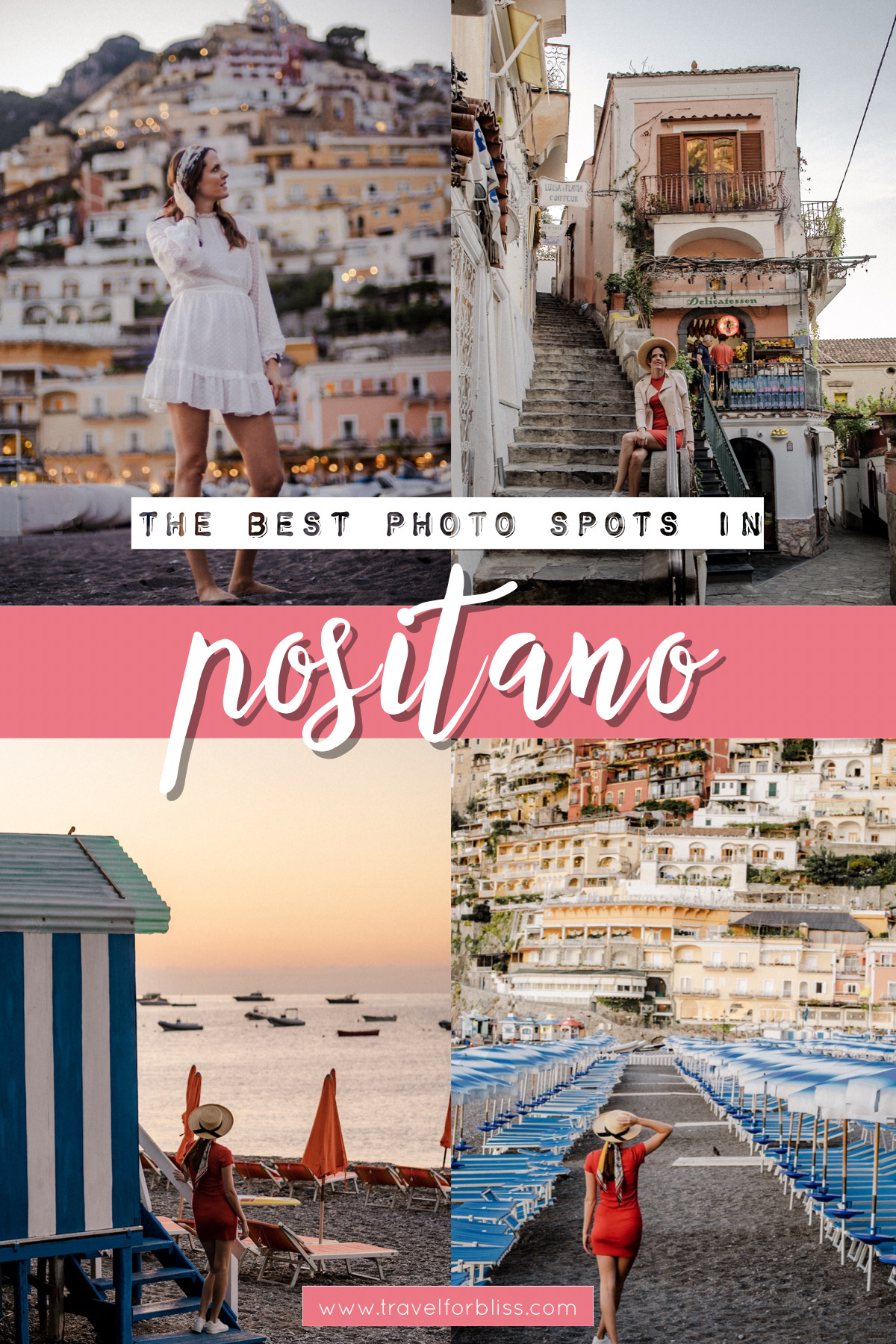 Discover the best photo spots in Positano. This travel guide is all about the most instagrammable spots in Positano