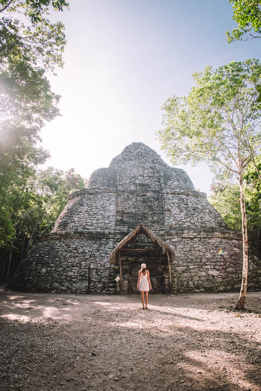 Discover the perfect day trip from Tulum to Coba, Valladolid and cenotes. Coba is one of the best Mayan ruins in Mexico. Find out how to get to Coba and when to go for the best time.