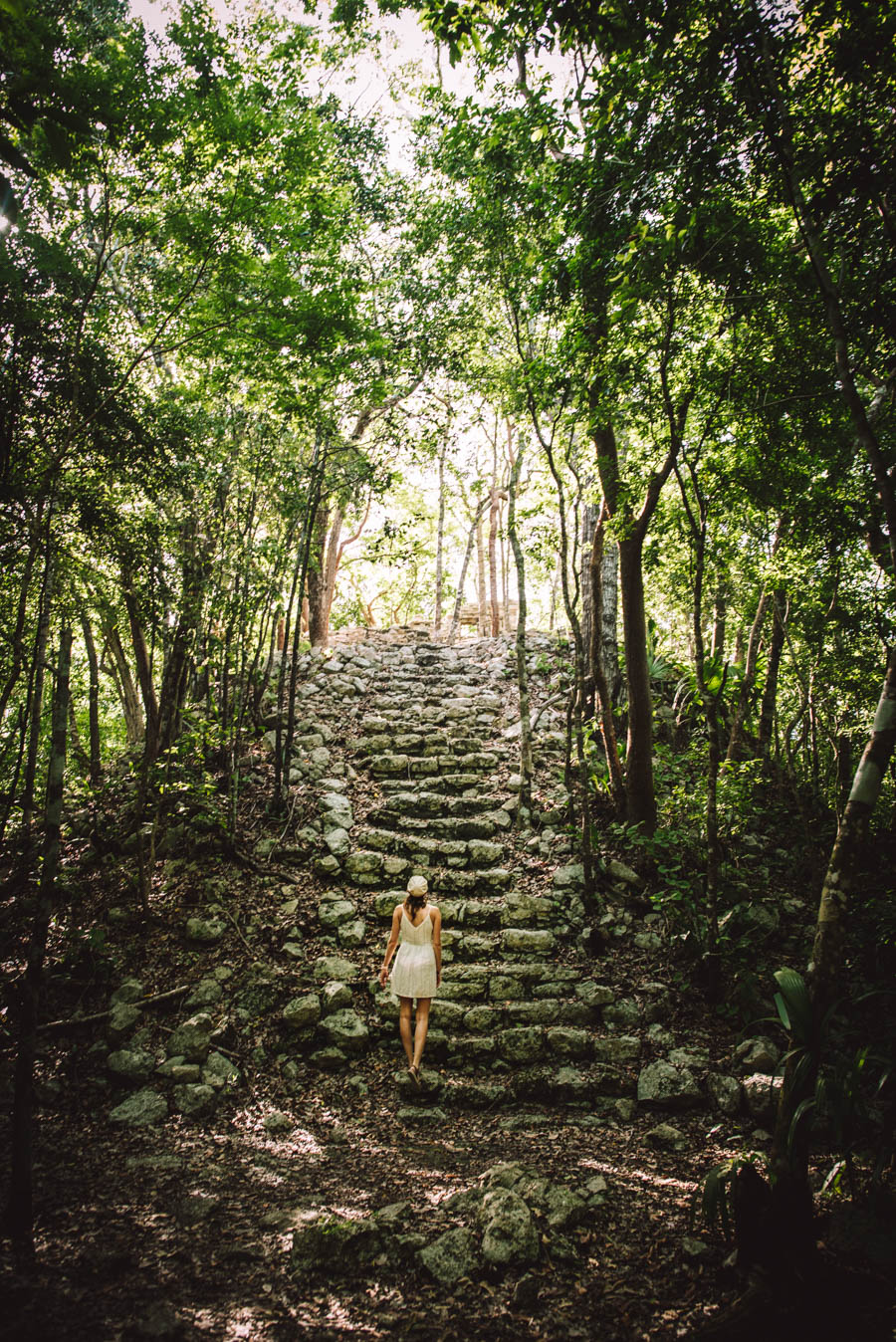Coba is one of the best day trips from Tulum. Coba is known as one of the best and most important Mayan ruin sites in Mexico. Discover when to go to Coba and how to get to Coba.