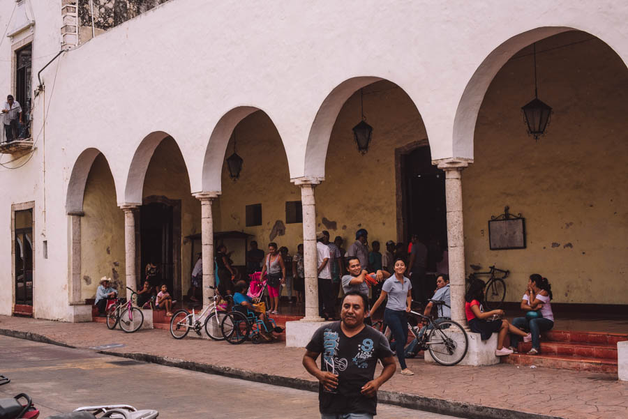 One of the best towns in the Yucatan Peninsular for a local Mexican experience. The colourful town of Valladolid has many different things to do and great restaurants for authentic Mexican food.