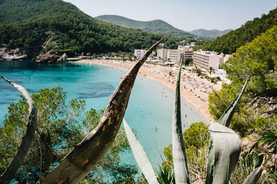 Ibiza has some of the best beaches in Spain. Find out where the best beach are in Ibiza.