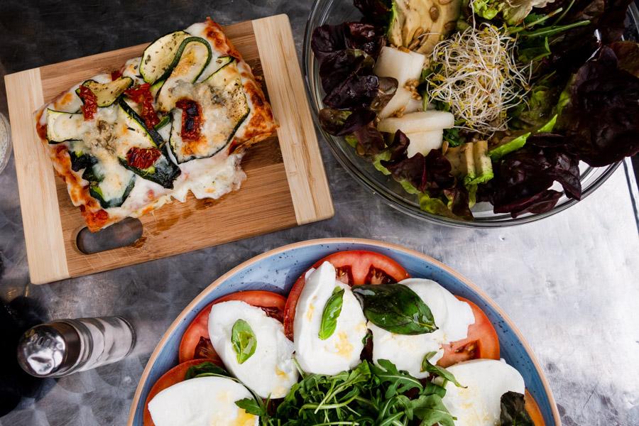 Tiramisu makes some of the best Vegetarian food in Barcelona.
