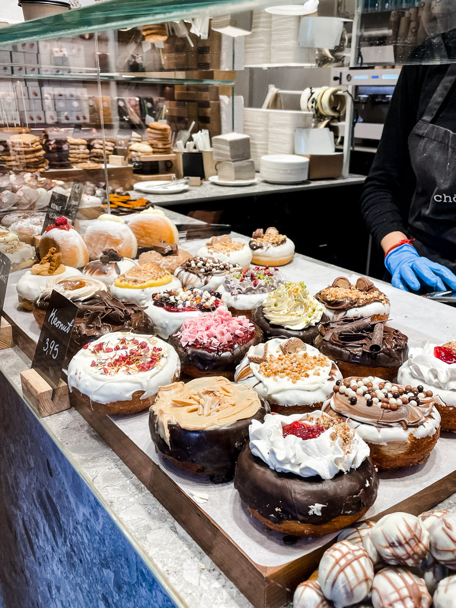 If You're looking for the best sweet shops in Barcelona then make sure you check out Chök.