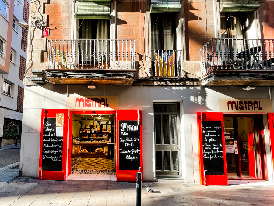 The best bakeries in Barcelona make some of the best chocolate croissants