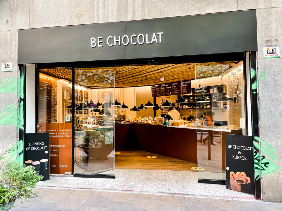Food Guide for the best sweet shops in Gracia in Barcelona.