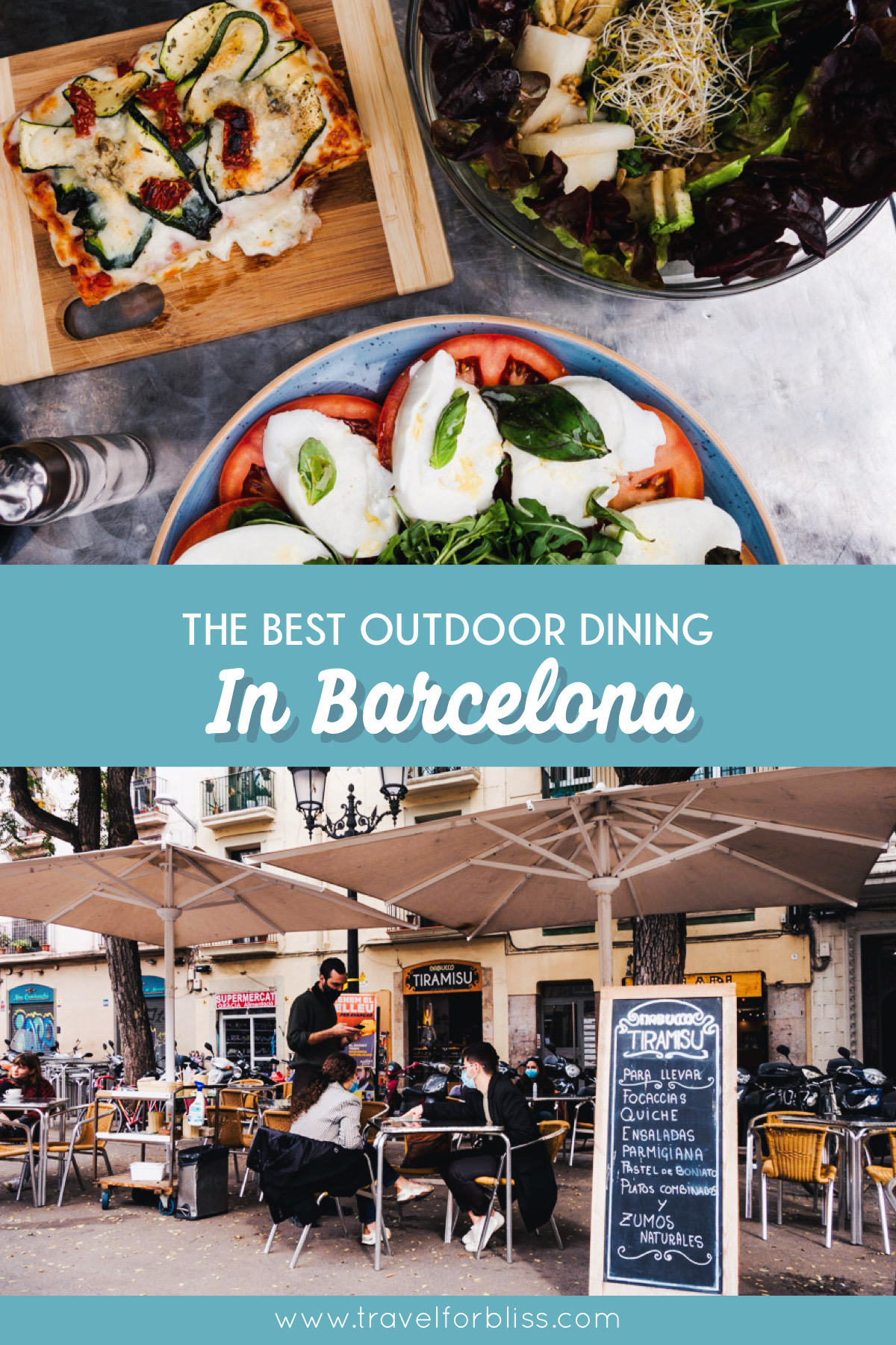 Discover where to eat in Barcelona for great tapas and outside dining. If you're looking to eat outside in Barcelona then check out these great restaurants.