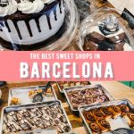 The best sweet shops in Barcelona. Discover where to get the best Gelato or the best doughnuts in Barcelona.
