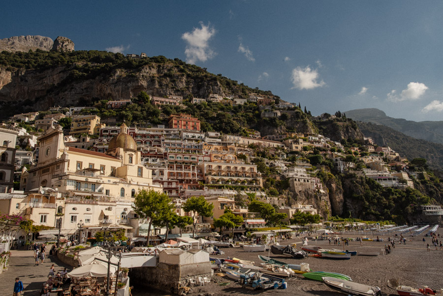 This guide covers all the important information for traveling to Positano.
