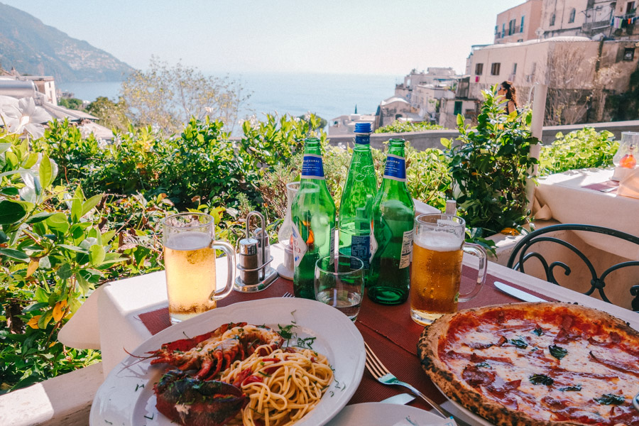 Discover where to eat in Positano. This ultimate guide covers everything you need to know for Positano