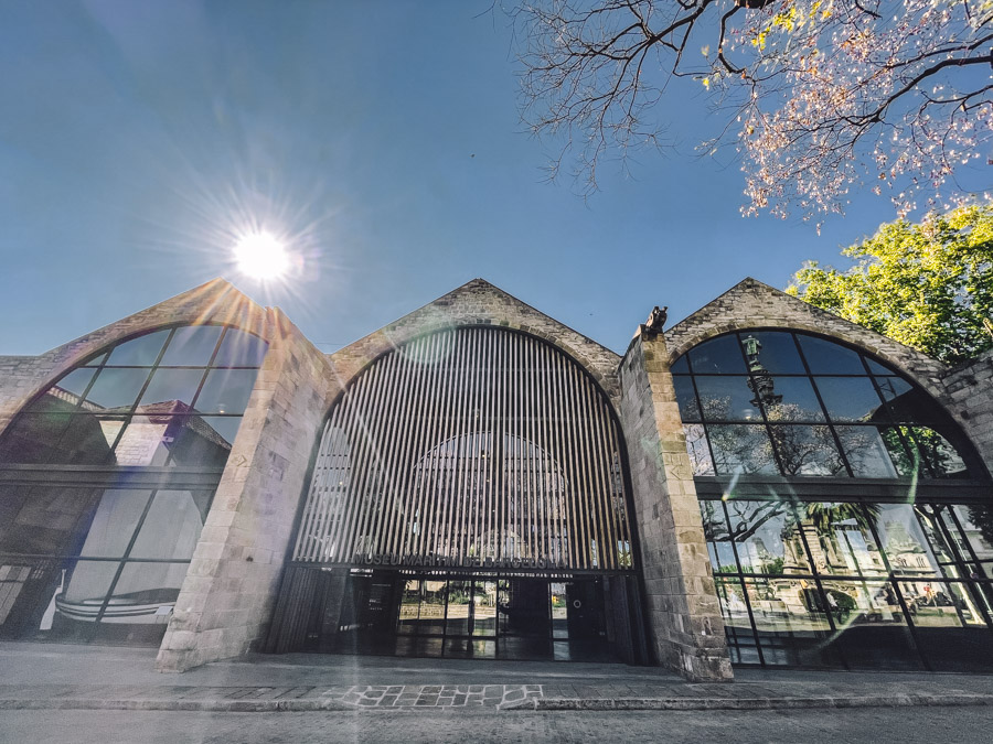 The Maritime museum is one of the places in Barcelona where you can get free entry on a Sunday