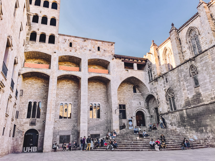 MUHBA provides free entry every Sunday afternoon in Barcelona