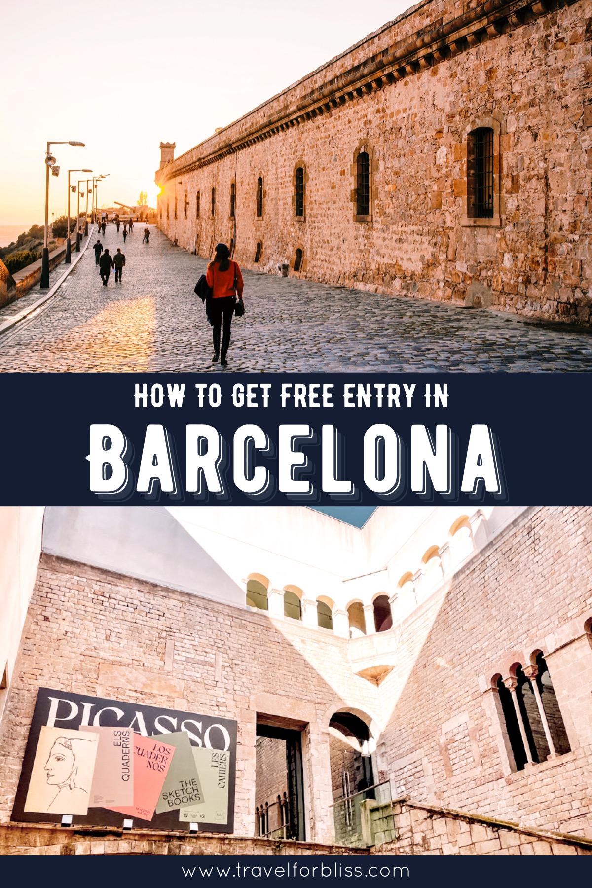 How To Get Free Entry In Barcelona. If you're looking to save money then make sure you check out this guide. This explains how to get free entry into attractions you usually have to pay for.