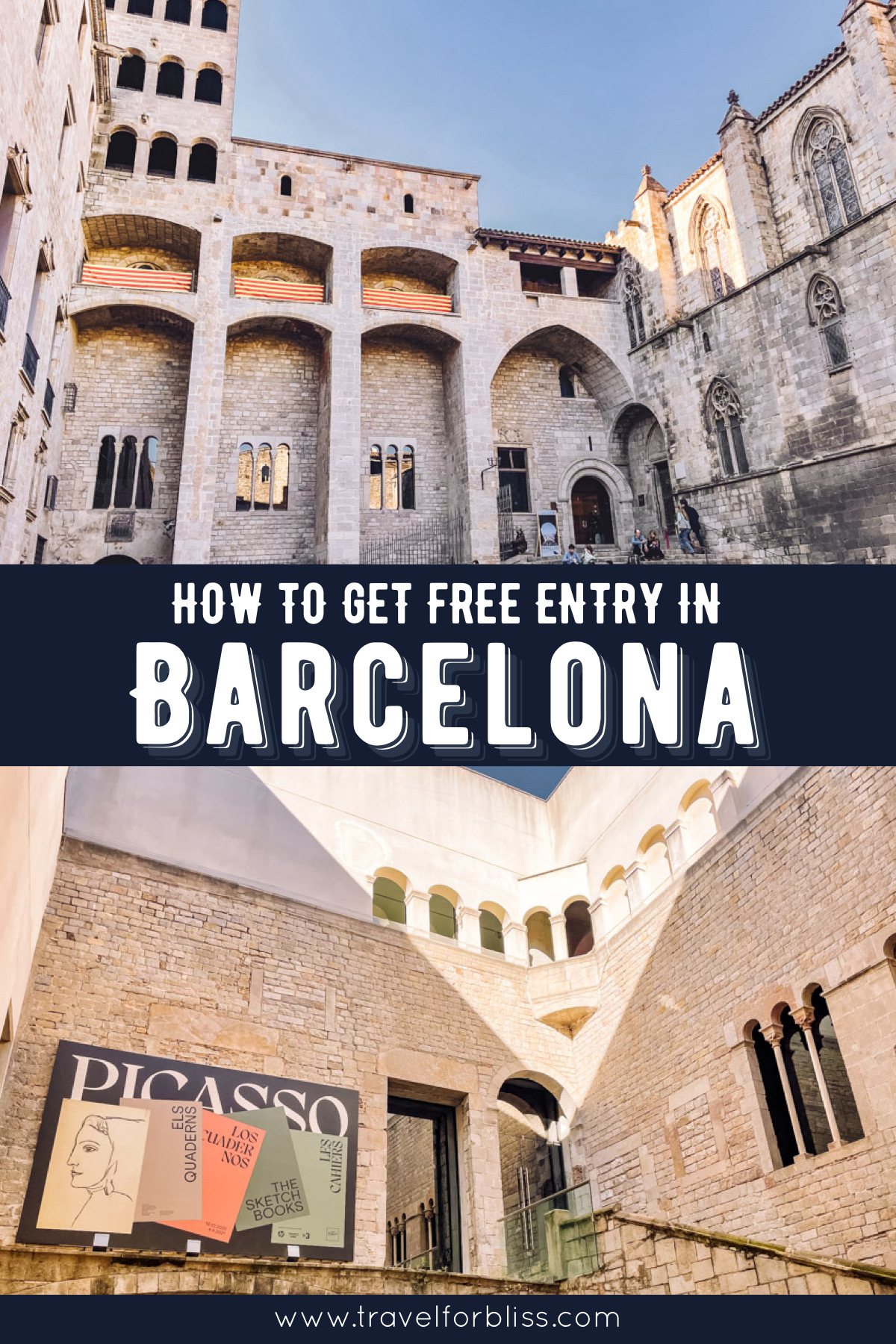 Here's a guide on how to get free entry in Barcelona to attractions you usually have to pay for.