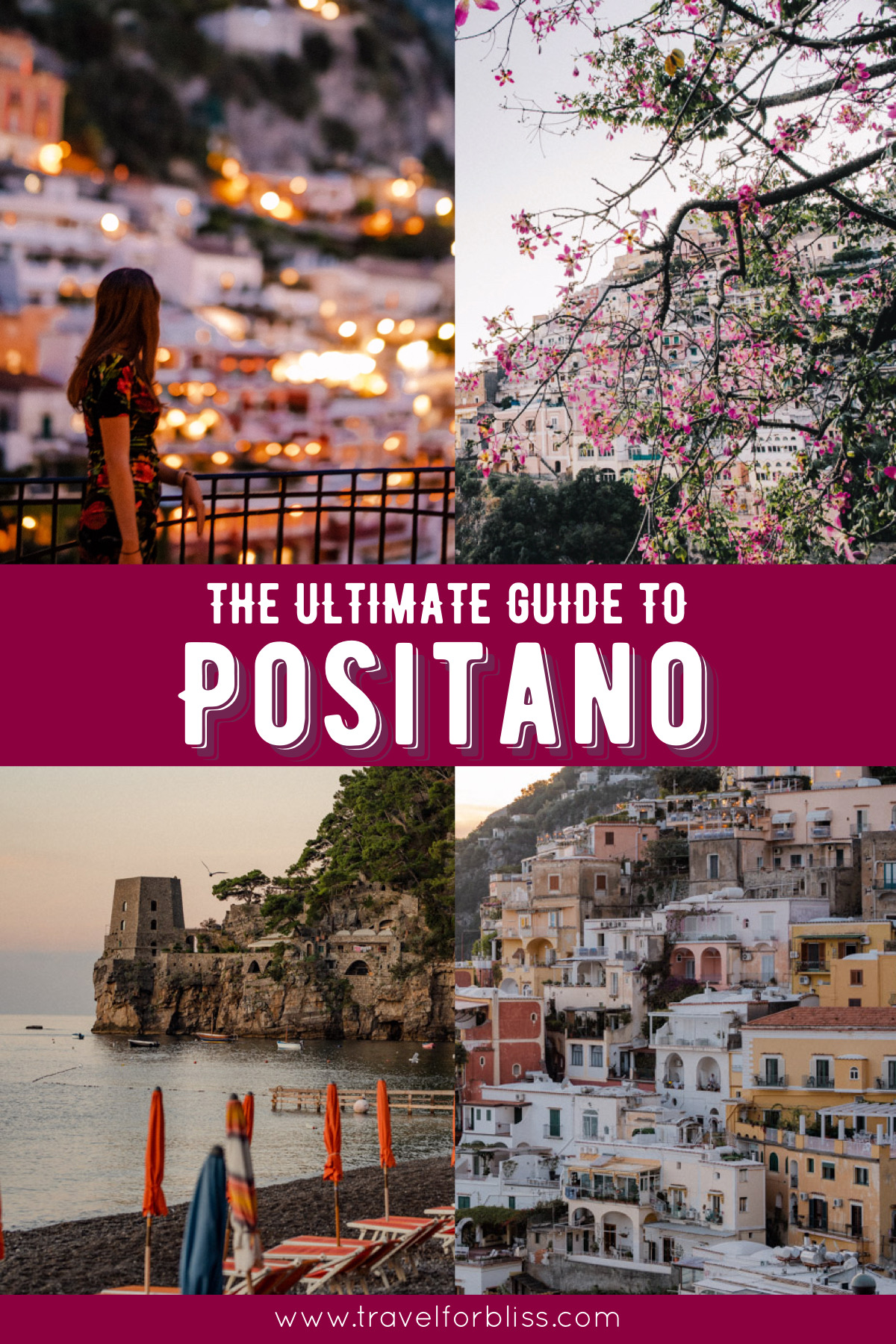 The ultimate guide to Positano has everything you need for the best holiday in Positano. This guide covers where to eat, where to stay, and how to get to Positano.