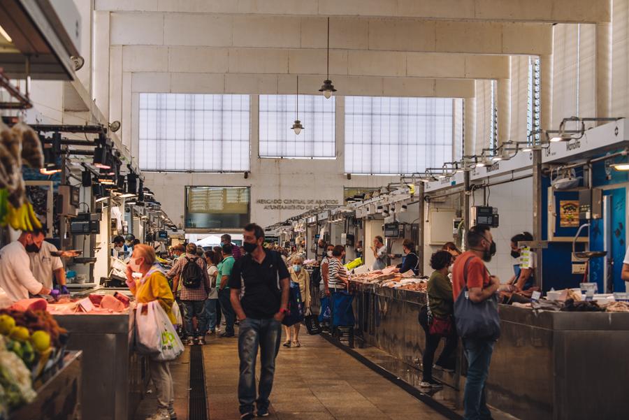 Cadiz Central Market