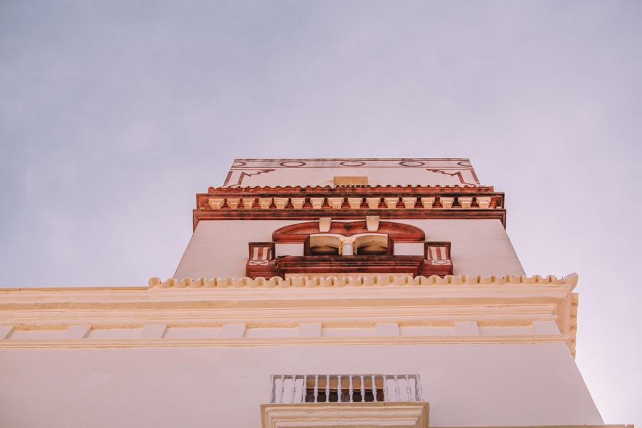 The Tavira Tower is the best thing to do inn Cadiz