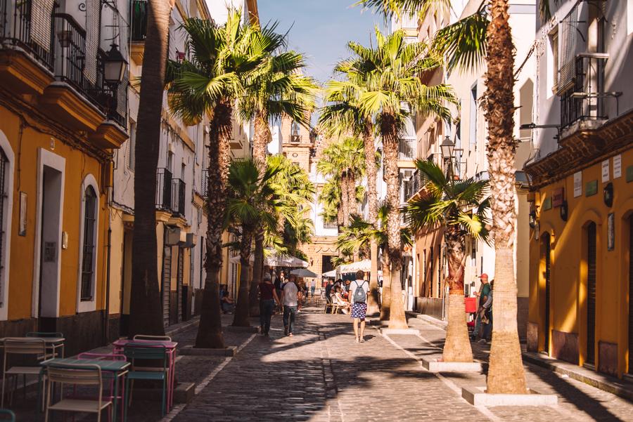 La Viña is the best neighbourhood inn Cadiz