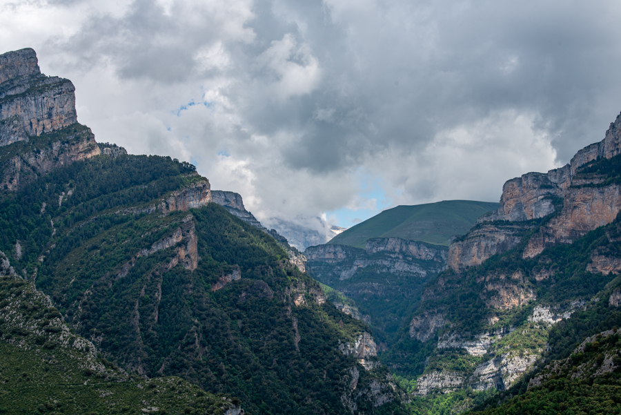 The Anisclo Canyon is one of the best places to visit in Aragon