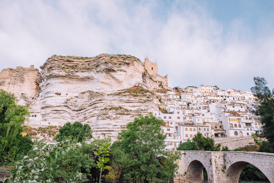 Alcalá del Júcar is one of the most beautiful villages in Spain.