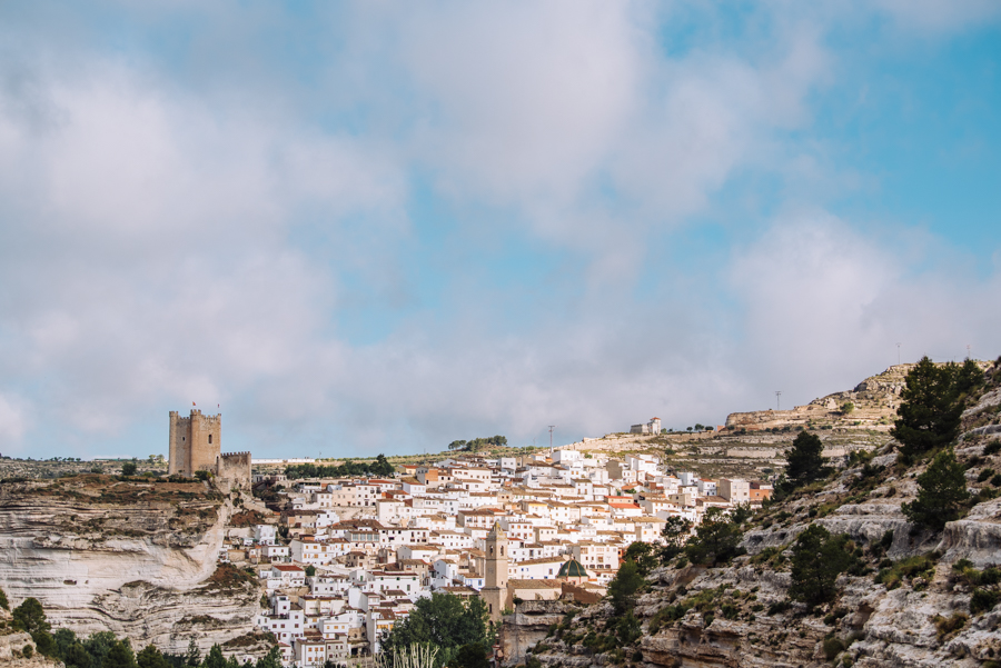 Alcalá del Júcar is one of the most beautiful towns in Spain.