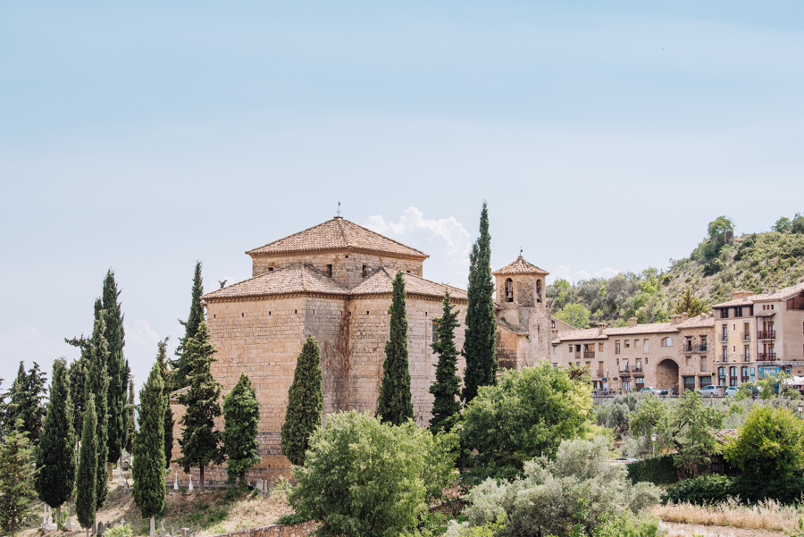 Alquézar is one of the most beautiful villages in Spain