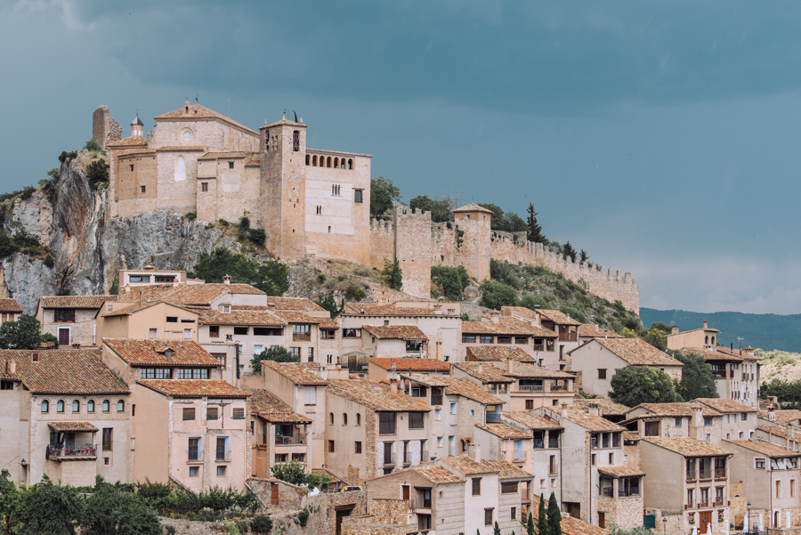 Alquezar is one of the best places to visit in Aragon