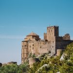 Loarre castle is one of the best things to do in Aragon.