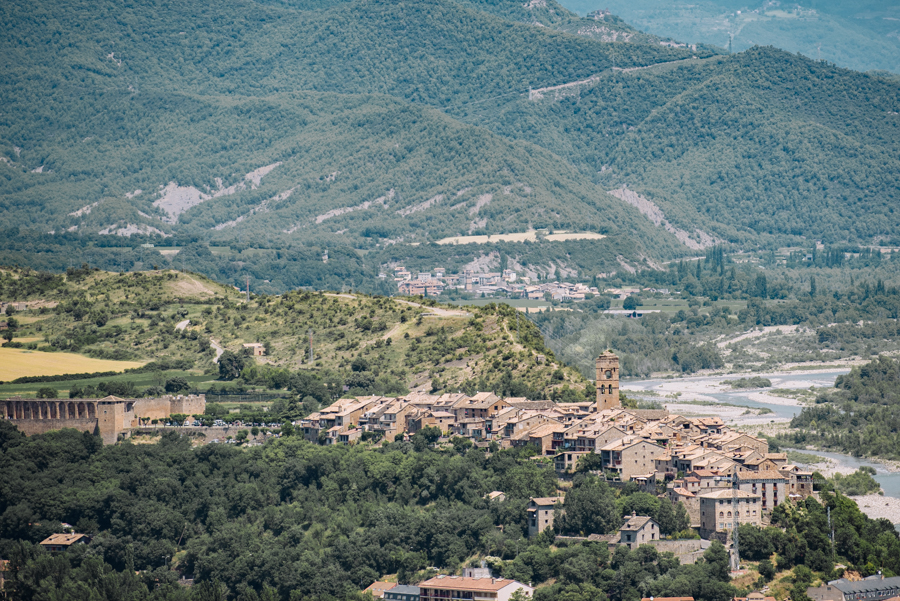 Aínsa is one of the most beautiful villages in Spain
